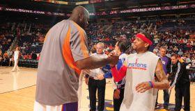 Detroit Pistons v Phoenix Suns