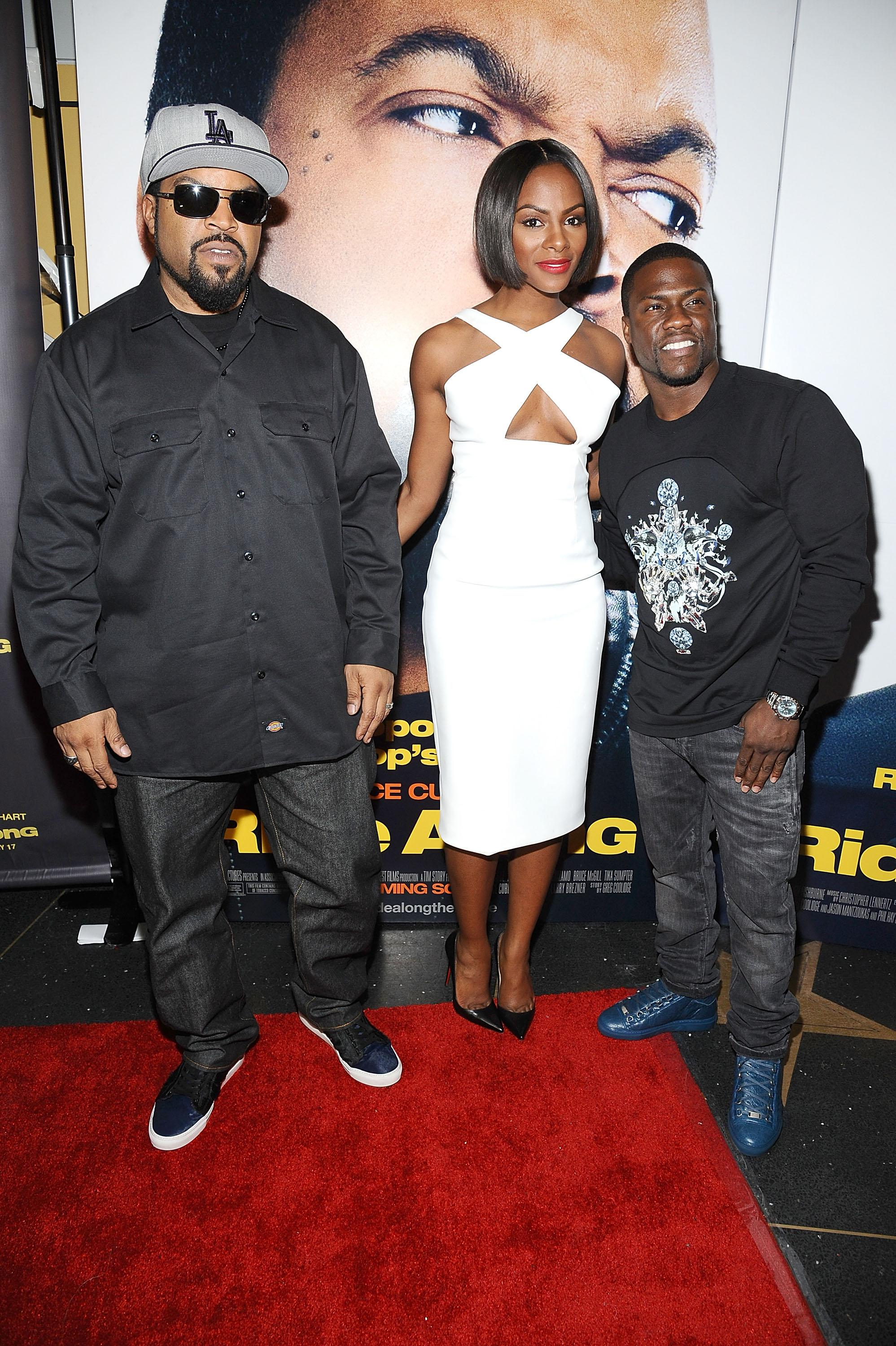 'Ride Along' New York Screening