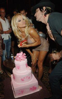 Planet Hollywood Casino Hosts Pamela Anderson's 40th Birthday Celebration