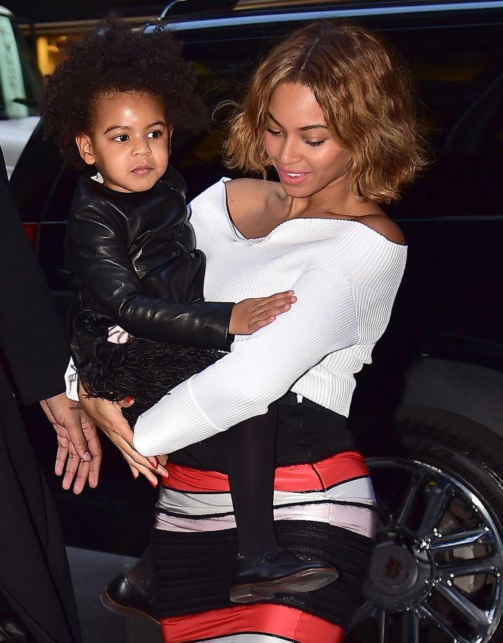 Celebrity Sightings In New York City - November 04, 2014