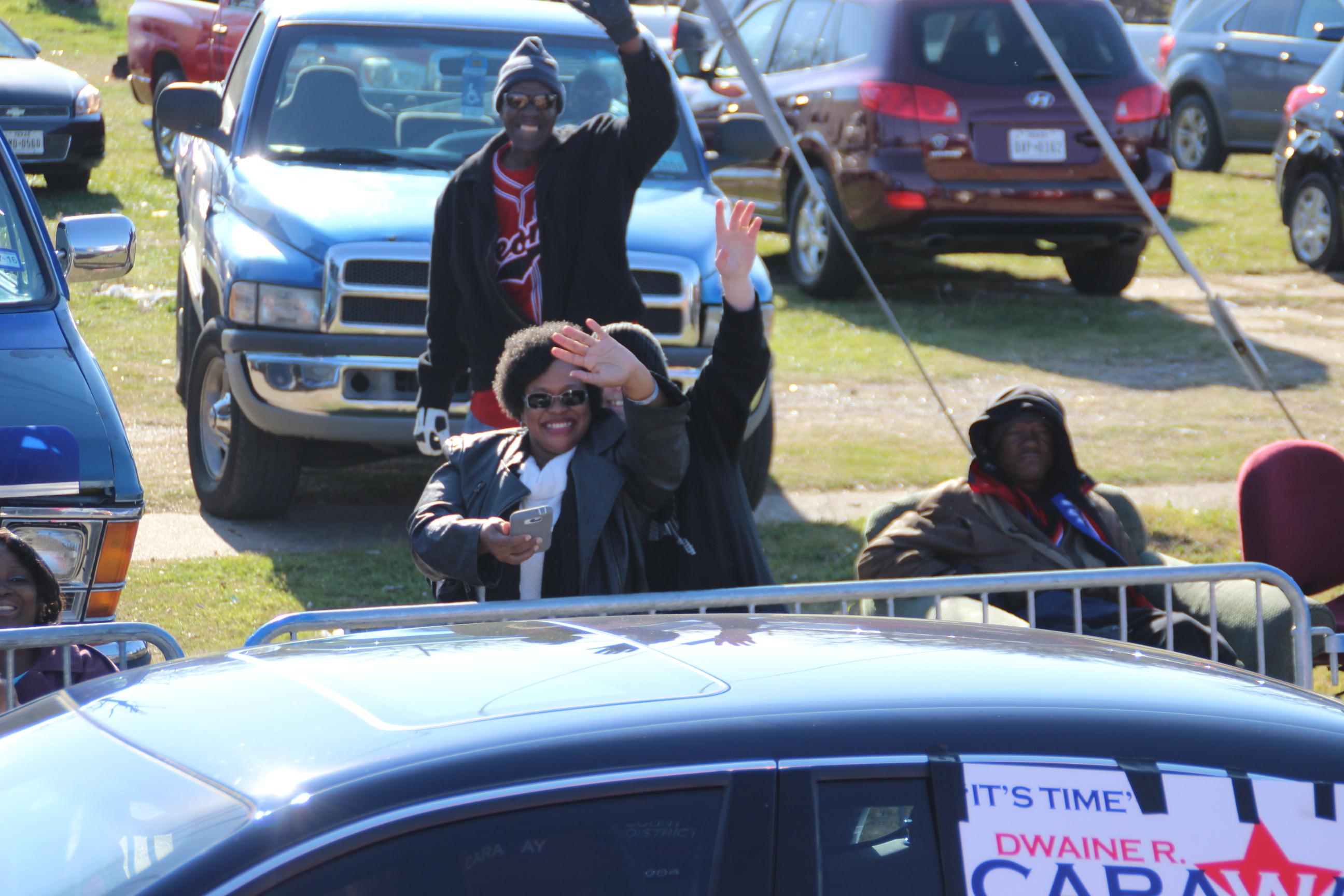 2016 MLK Parade