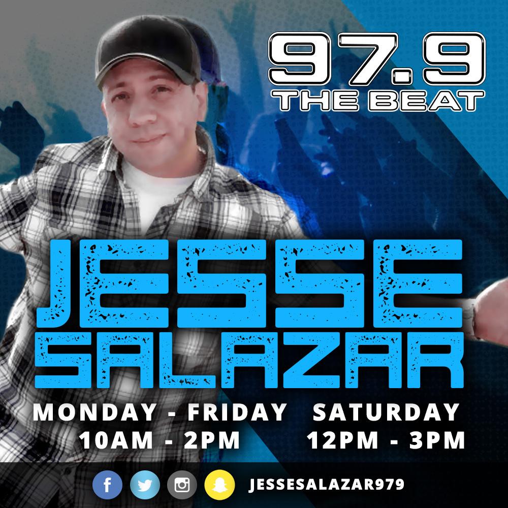 Jesse Salazar @JesseSalazar979