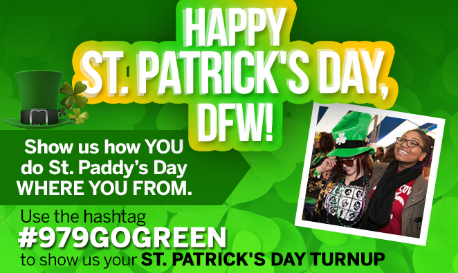 PADDYS DAY DL HASHTAG