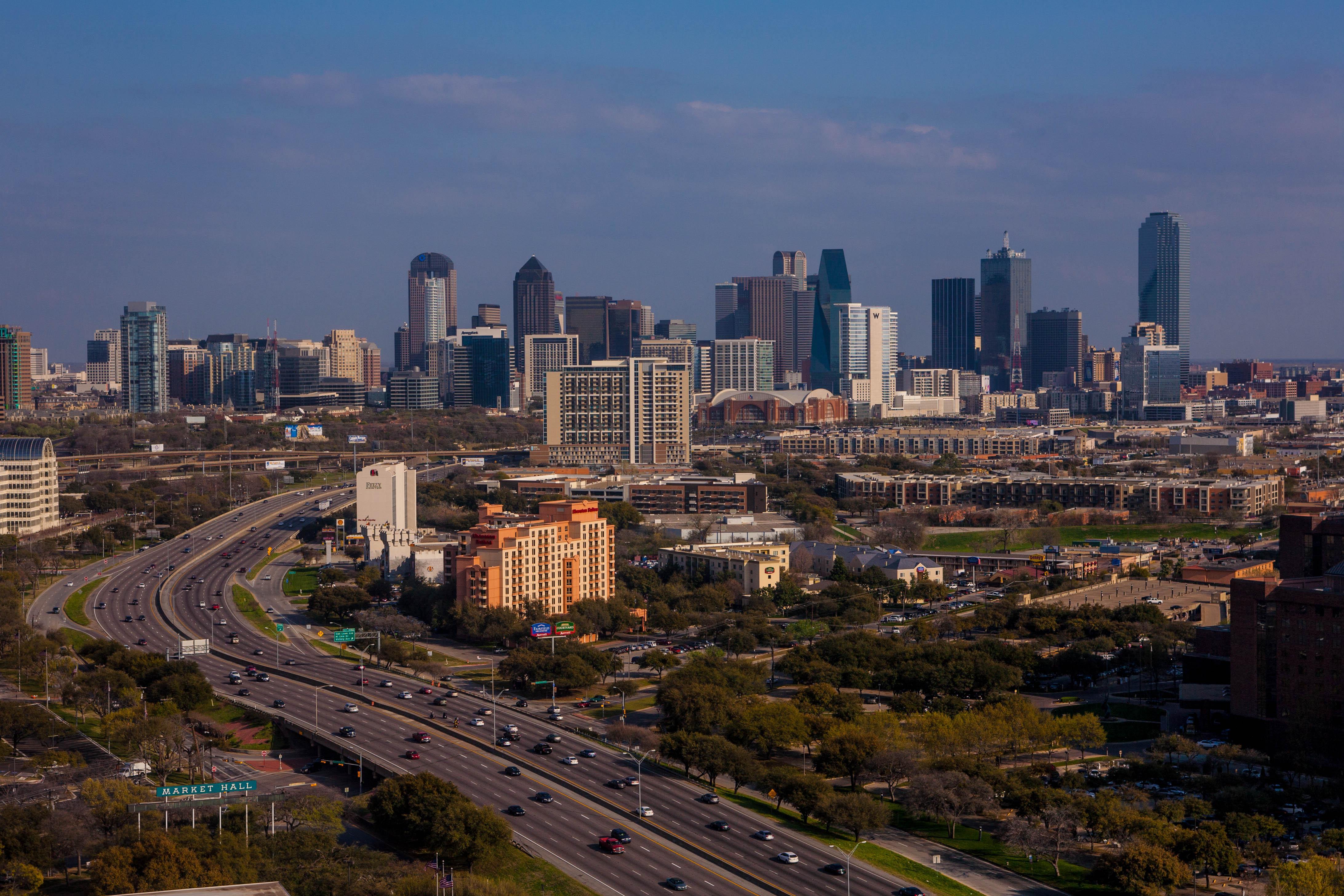 Dallas Enjoys An Economic Boom