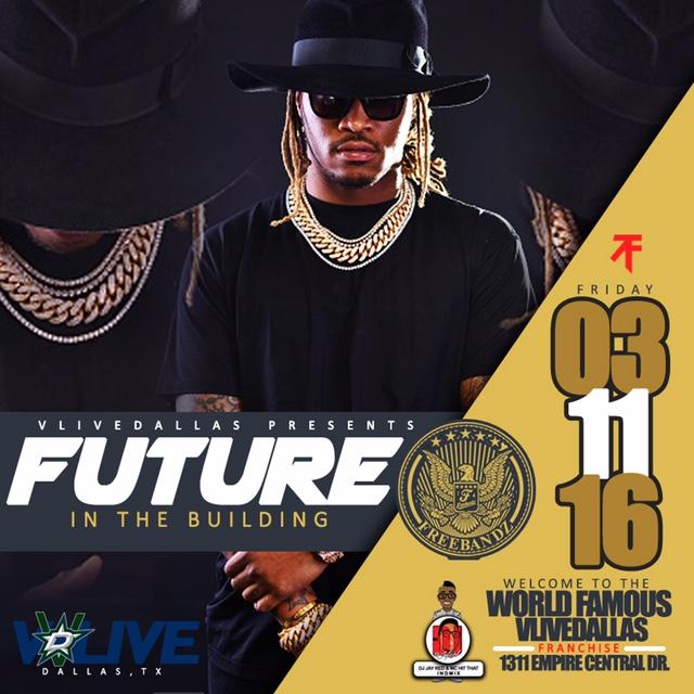 V Live Dallas – Future | 97 9 The Beat