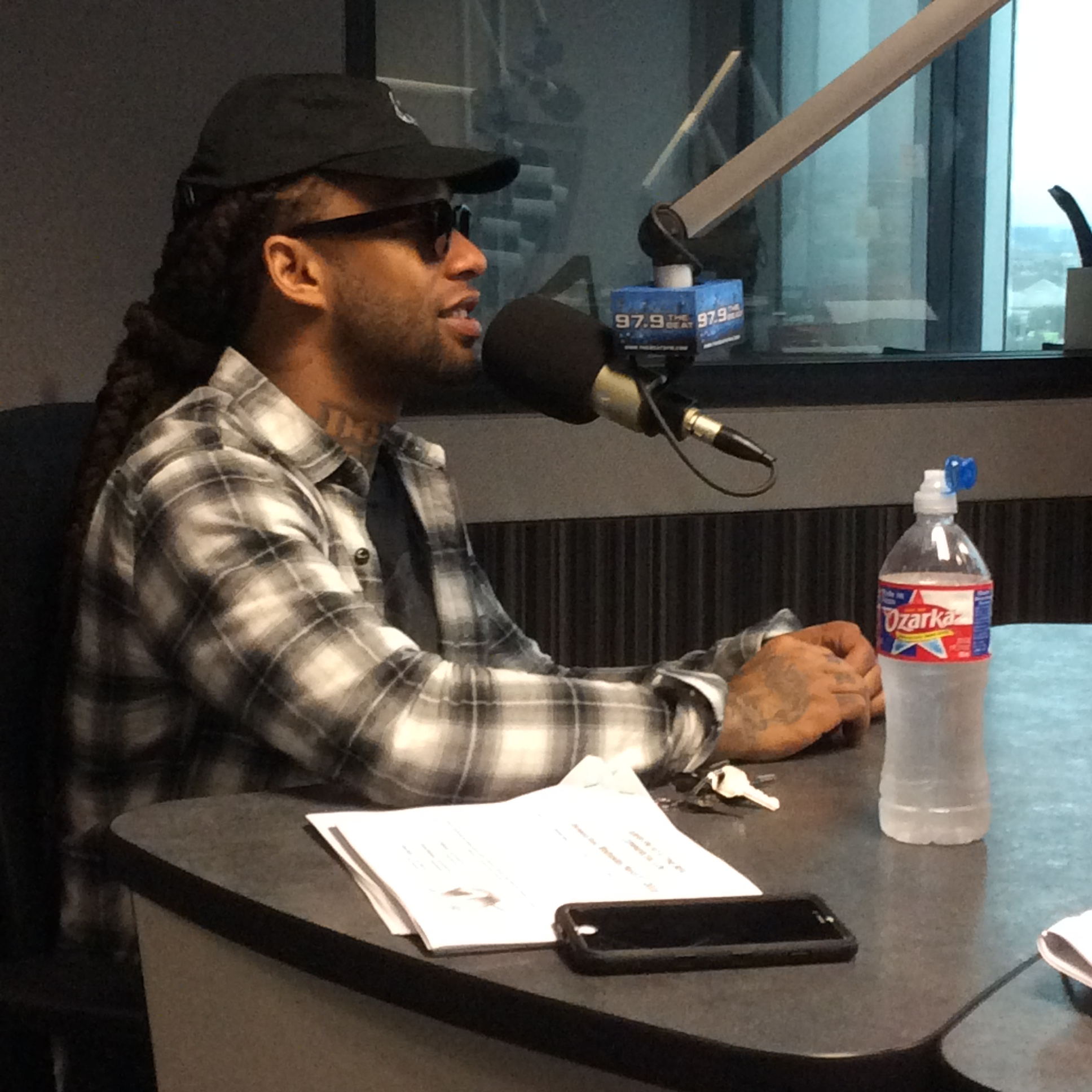 Ty Dolla $ign @ 97.9 The Beat