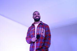 Drake at Toronto Raptors