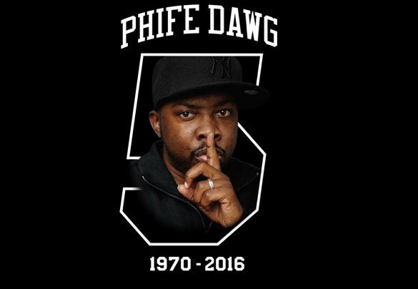 Phife Dawg (of A Tribe Called request)