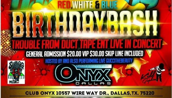 Trouble LIVE in Concert at Onyx | 97 9 The Beat