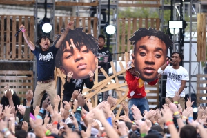 2015 mtvU Woodie Awards And Music Festival