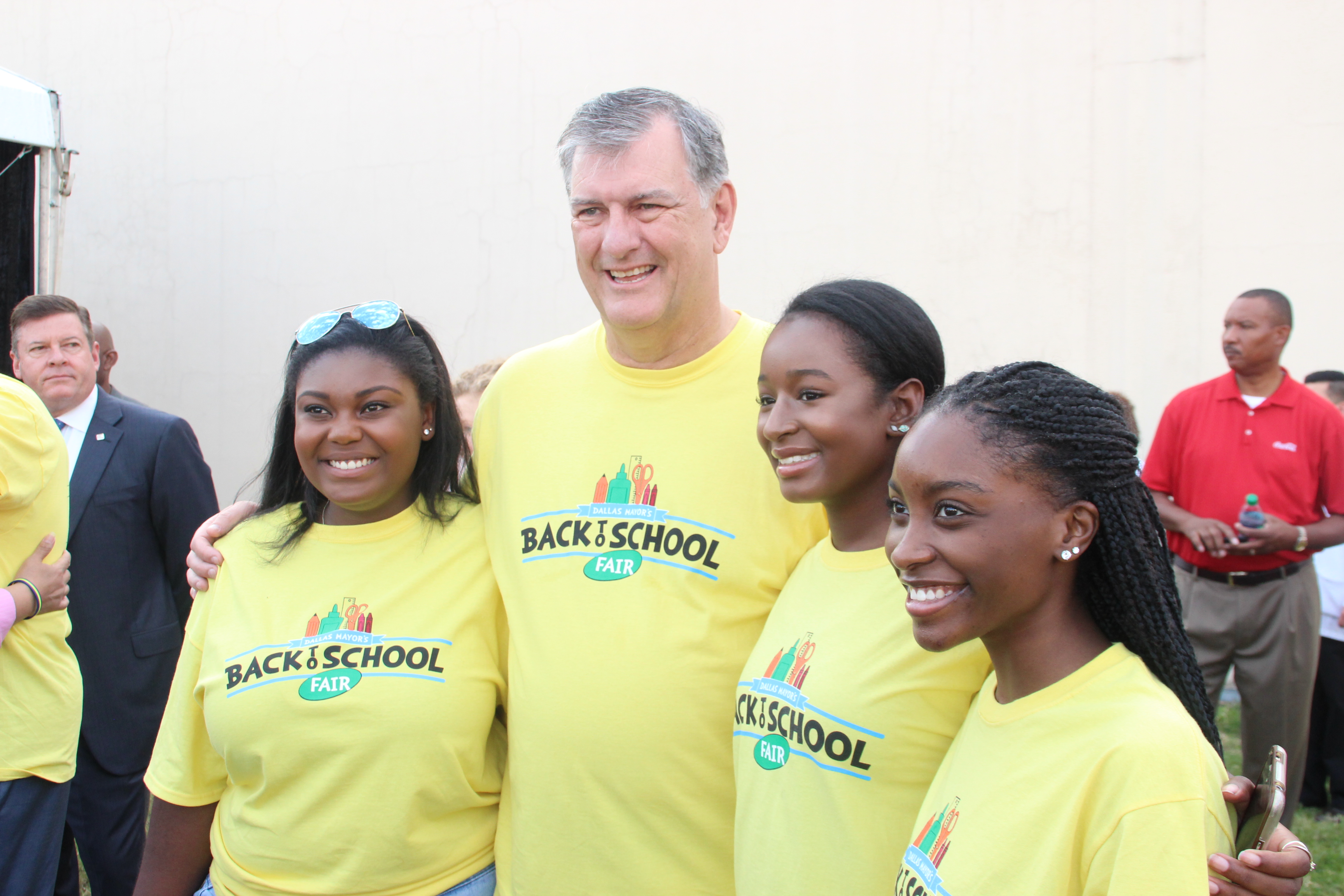 Mayor's Back to School Fair 2016