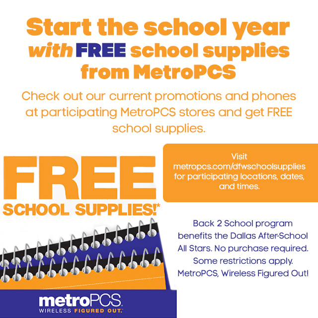 Back to School with METROPCS | 97 9 The Beat
