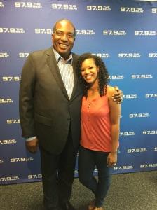 Jazze And Senator Royce West