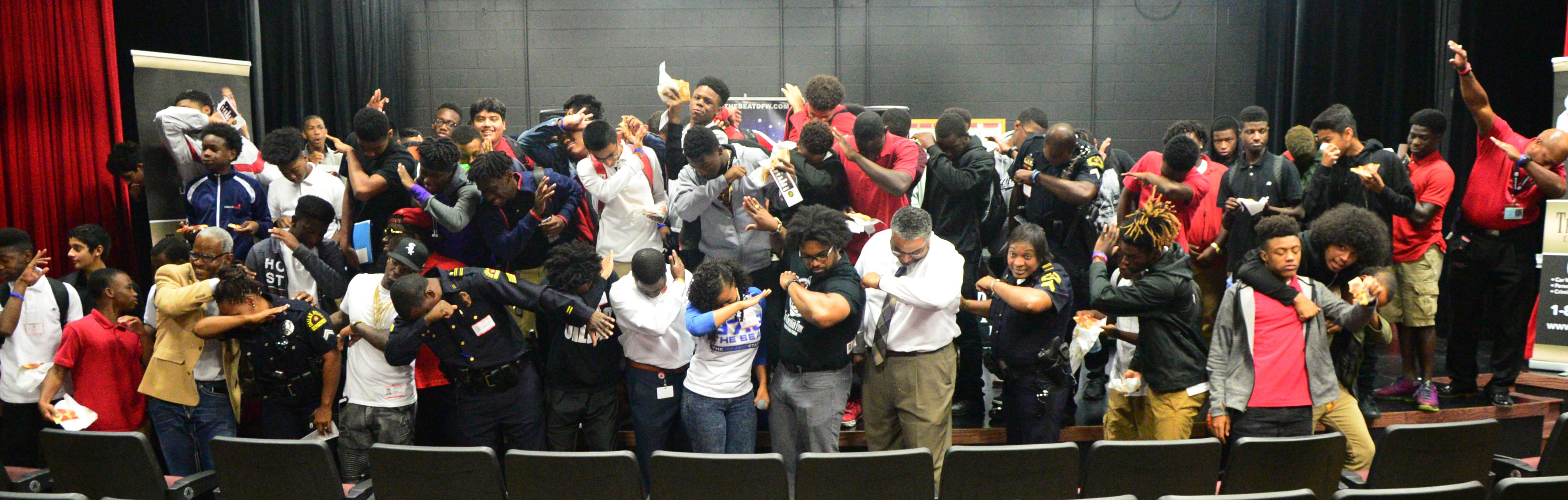 The Cochran Firm Barber Shop Talk Cedar High School