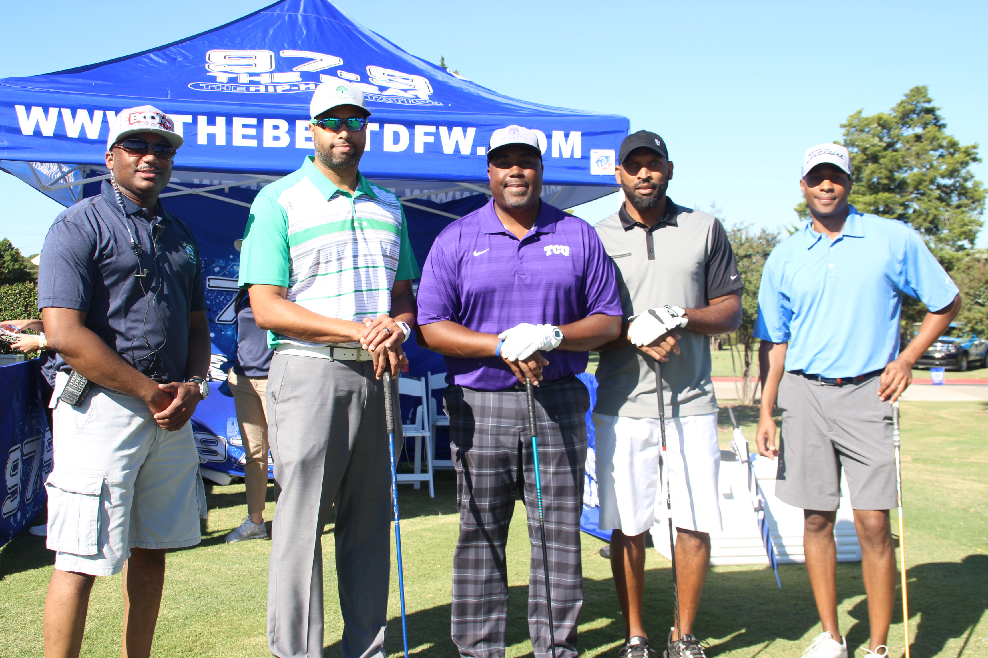 Radio One Dallas Celebrity Golf Classic