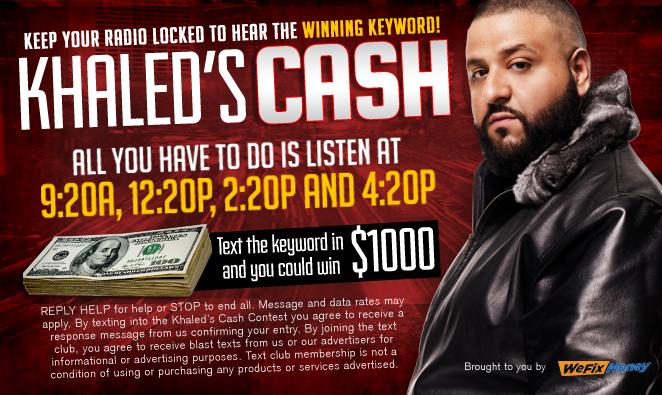 Khaled's Cash