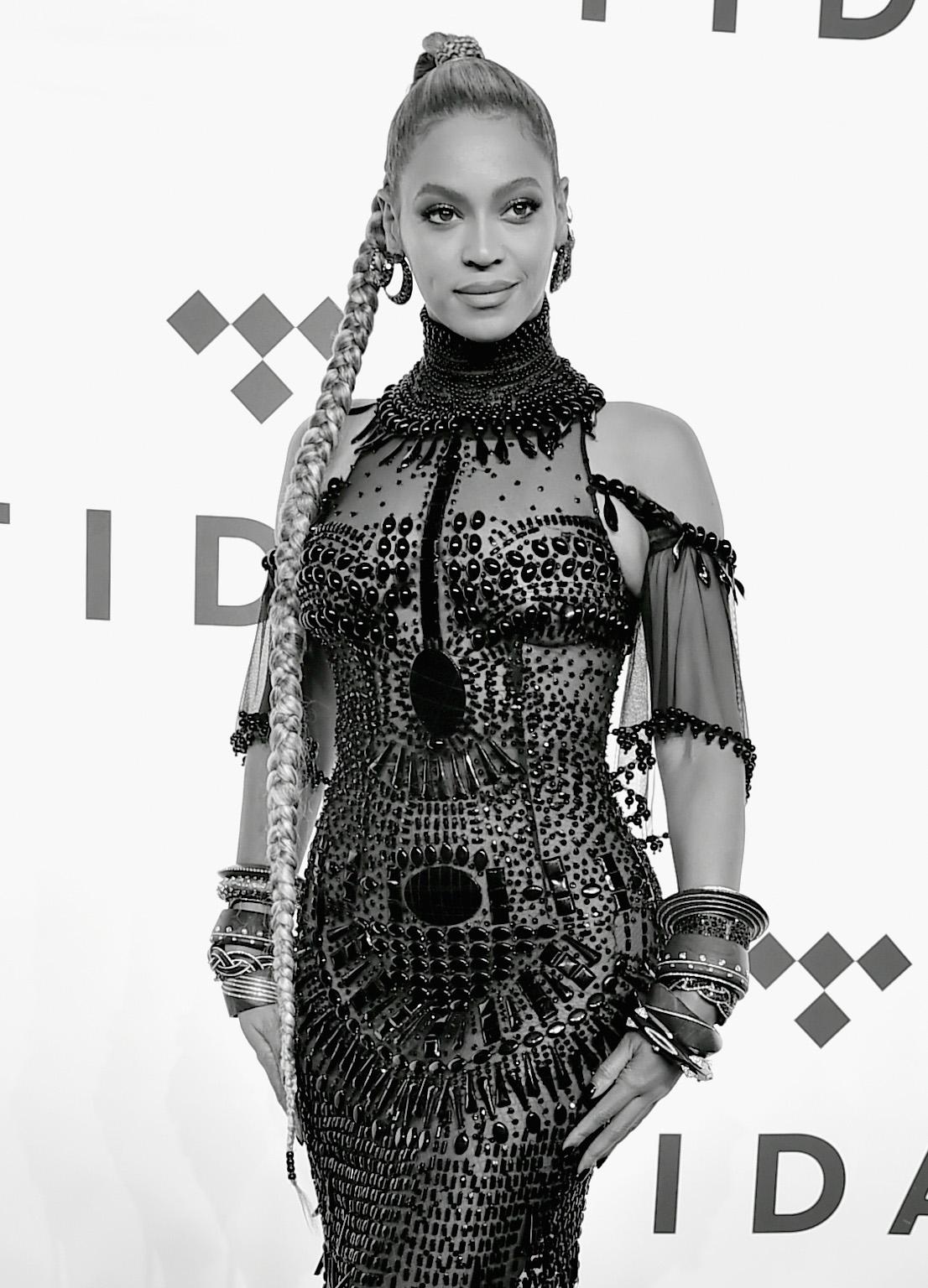 Celebrity Arrivals at TIDAL X: 1015 concert in Brooklyn: Beyonce, Nicki Minaj, T.I., Emeli Sande