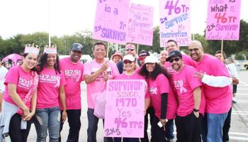 97.9 The Beat Joins Susan G. Komen Dallas Race for the Cure