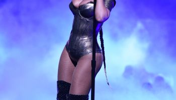Beyonce at TIDAL X: 1015 benefit concert