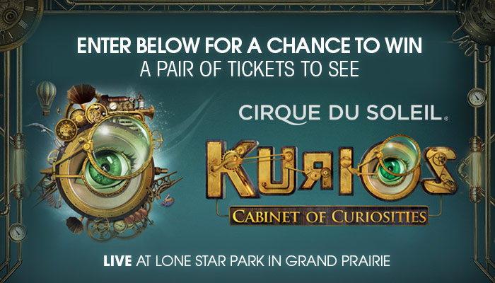 Cirque Du Soleil Ticket Giveaway - rules - creative - 2016