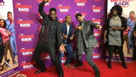 Shemar Moore's 'The Bounce Back' Movie Screening