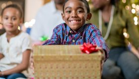 Gift Giving on Christmas