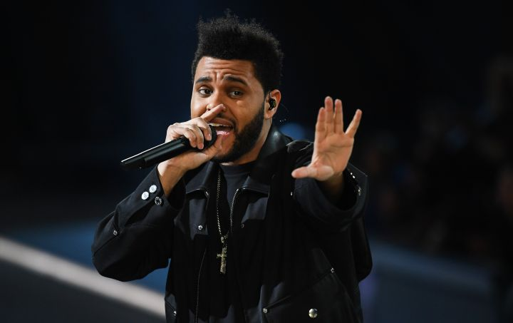 The Weeknd (After)
