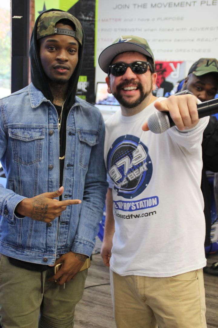 97.9 The Beat Fresh Empire Takeover