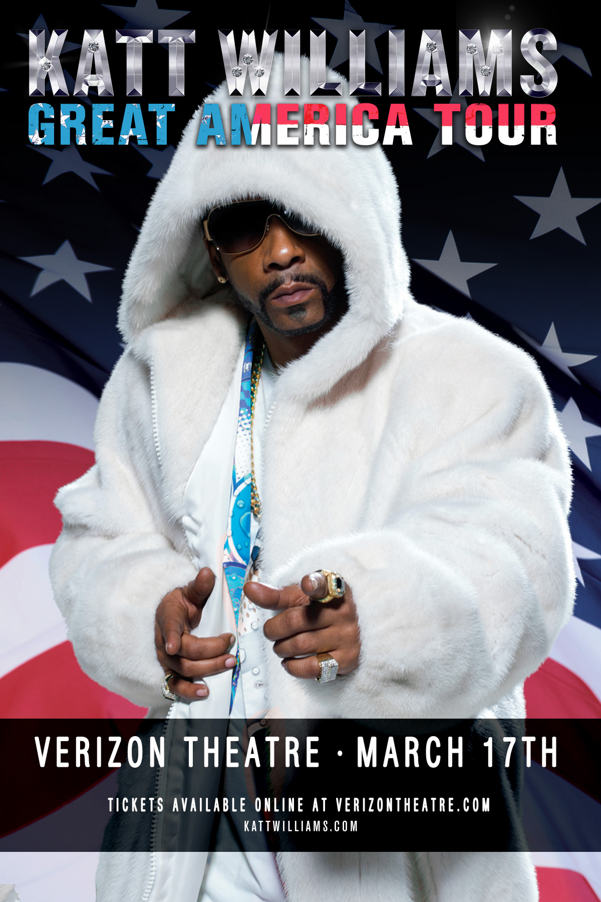 Katt Williams Great America Tour