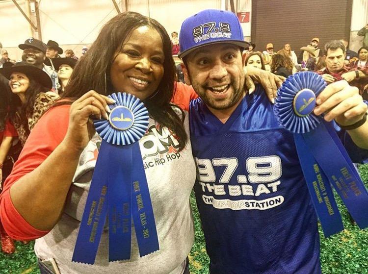 Jesse Salazar And Cindi B.