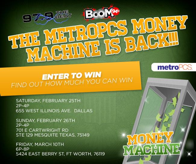 MetroPCS Money Machine