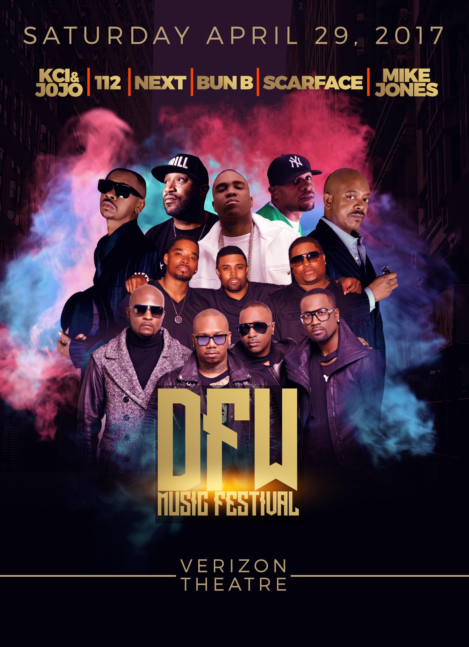 DFW MUSIC FESTIVAL