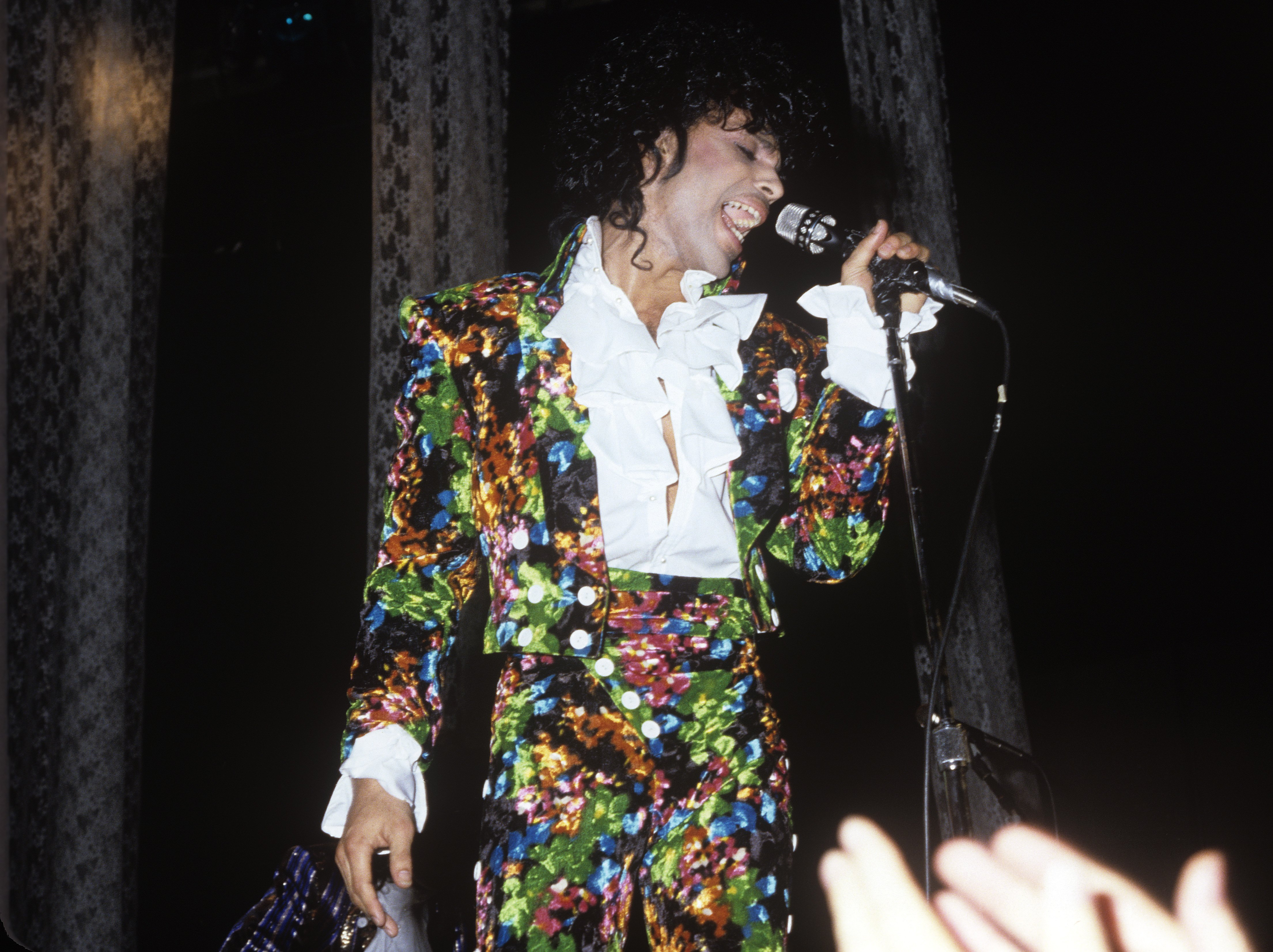 Prince At The Palladium