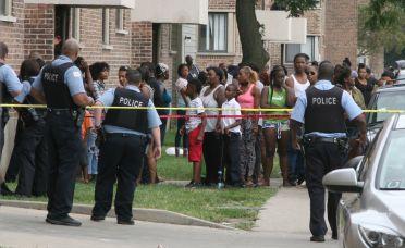 Chicago crime
