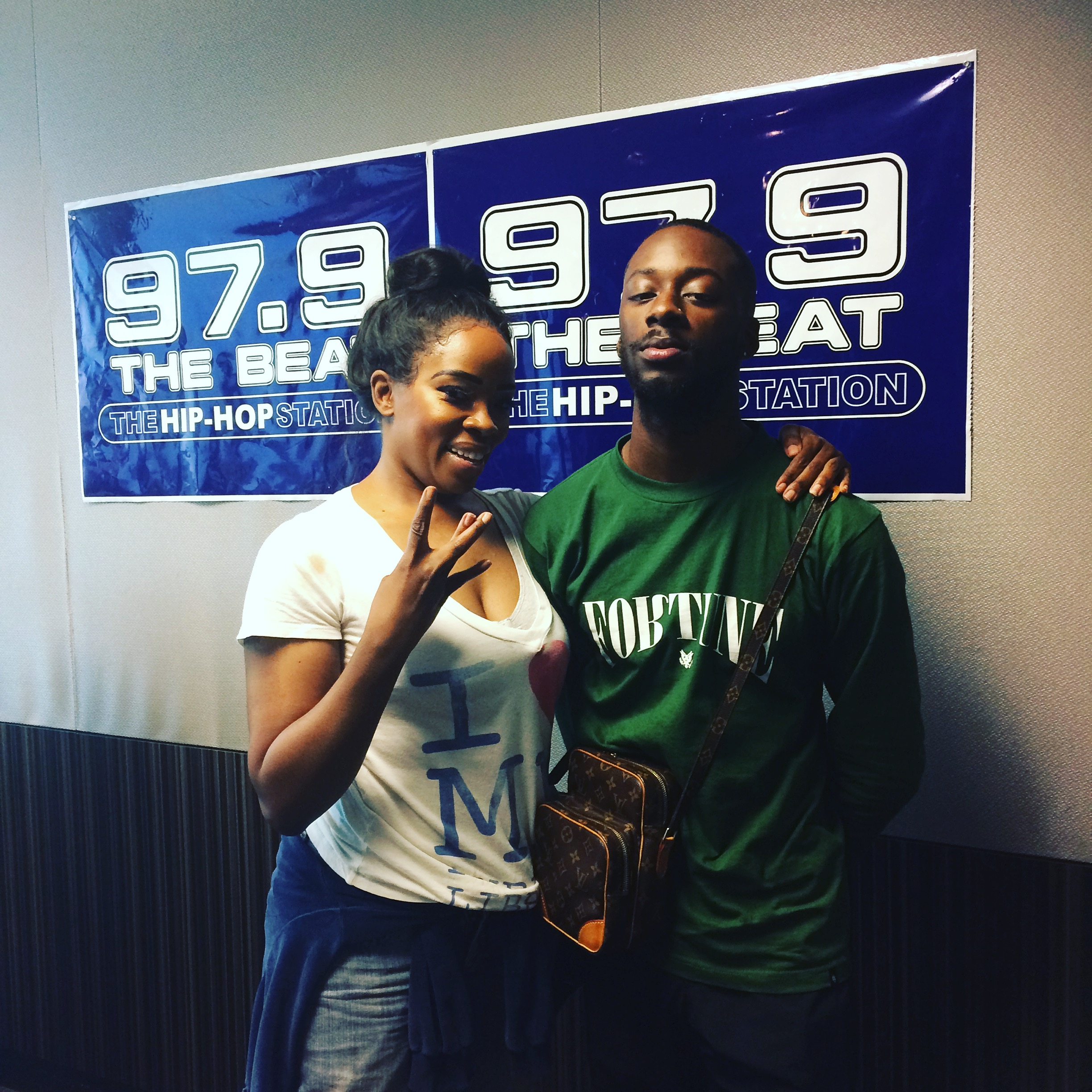 GoldLink and Veda Loca