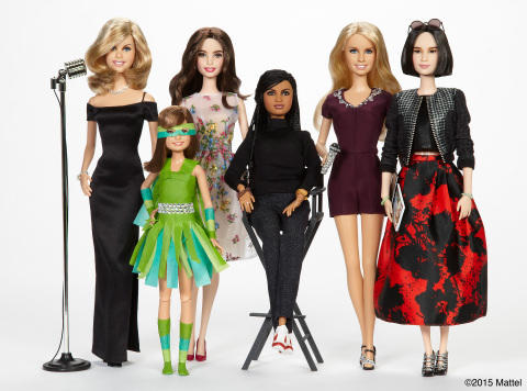 Sheroes Barbie Dolls