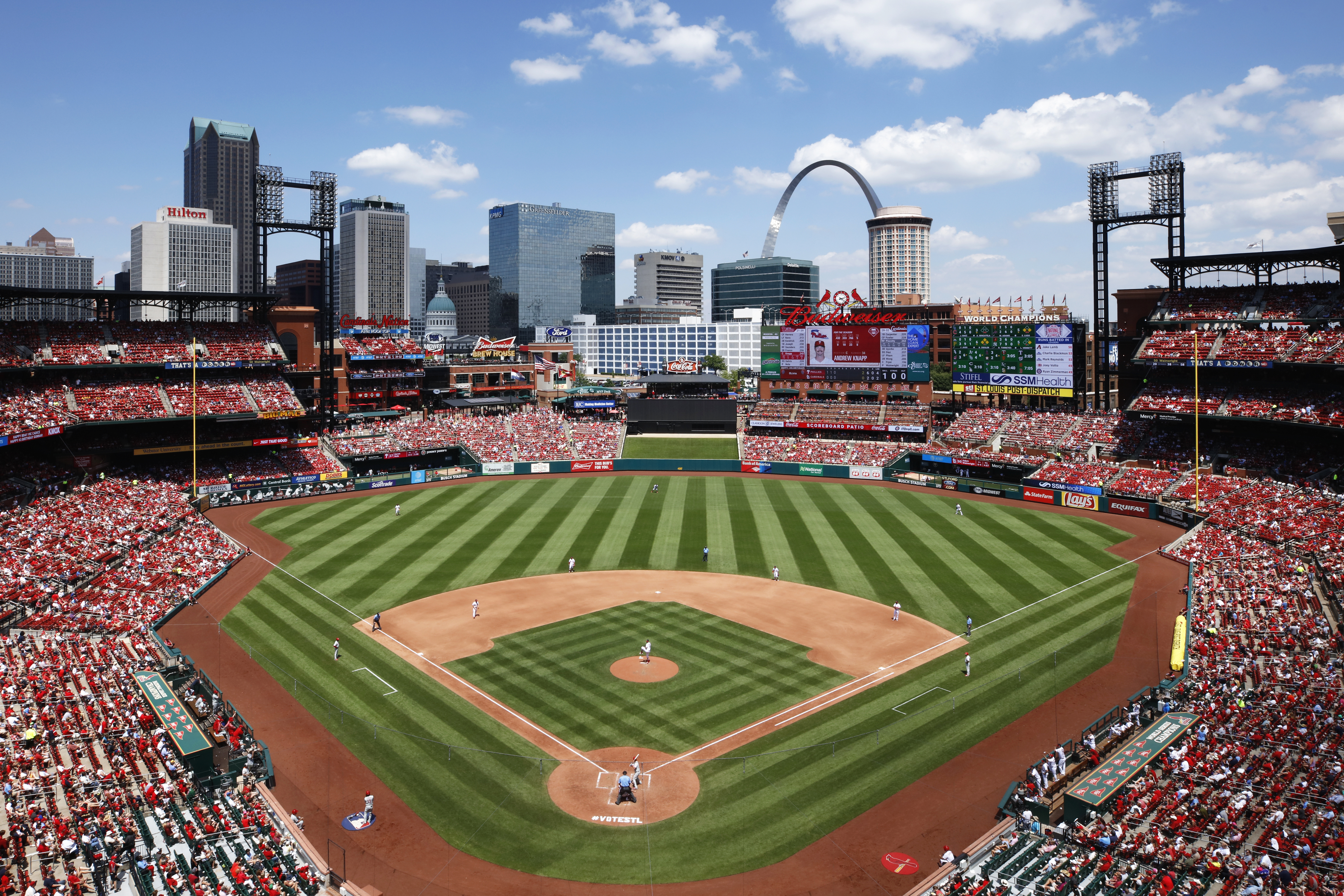 Philadelphia Phillies v St. Louis Cardinals