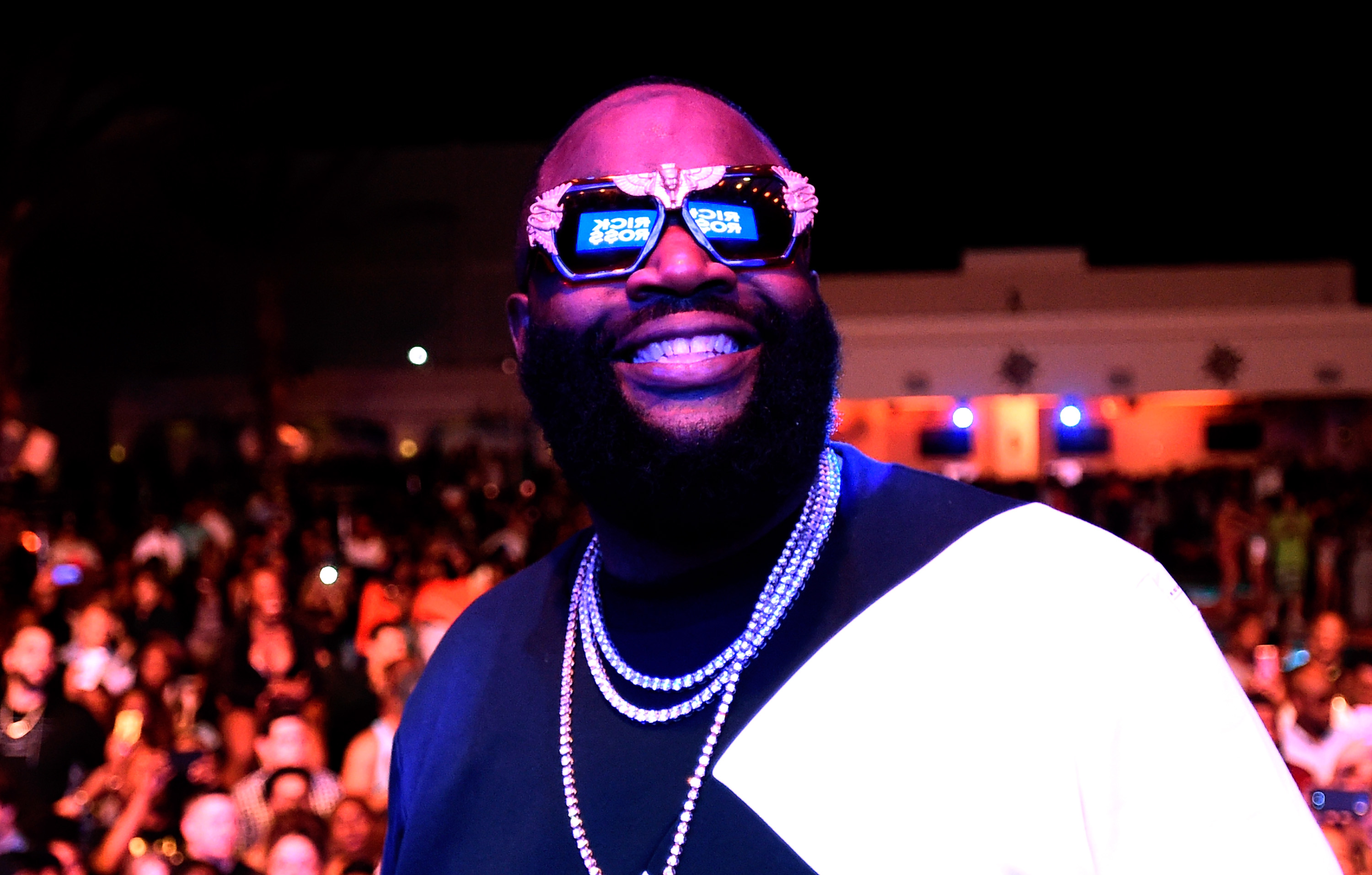 Official Eclipse Launch Party At Daylight Beach Club With Host Rick Ross