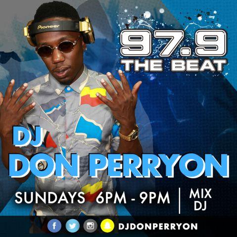 DJ Don Perryon