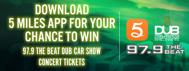 5 Miles App - DUB Car Show Tickets