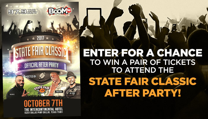 State Fair Classic After Party