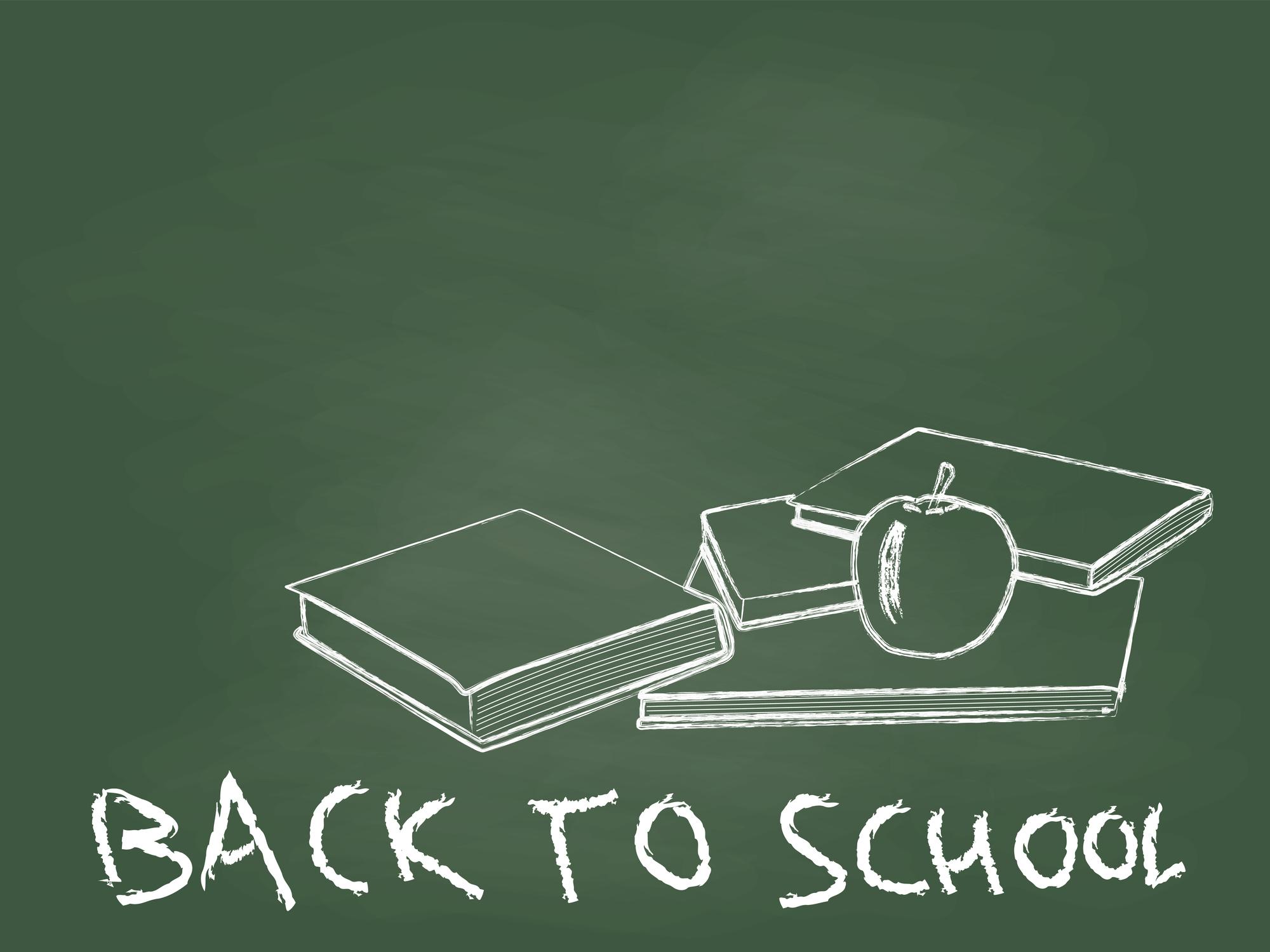 School Starts Textbooks