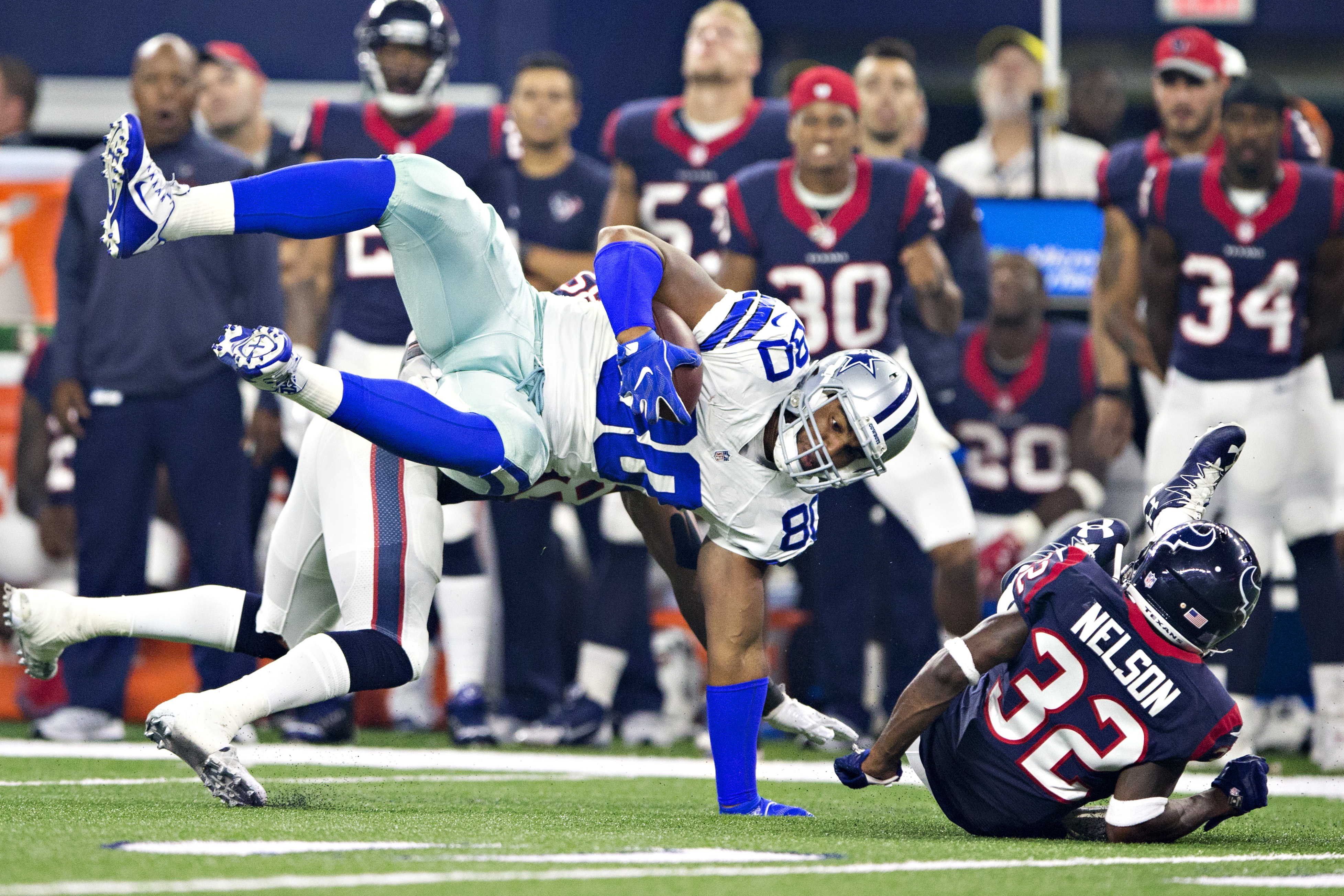 Houston Texans v Dallas Cowboys