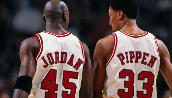 Chicago Bulls: Scottie Pippen and Michael Jordan