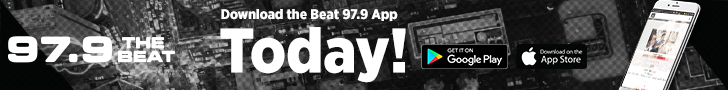 97.9 The Beat Banner