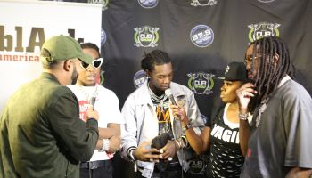 Migos at 97.9 The Beat Dub Car Show 2017