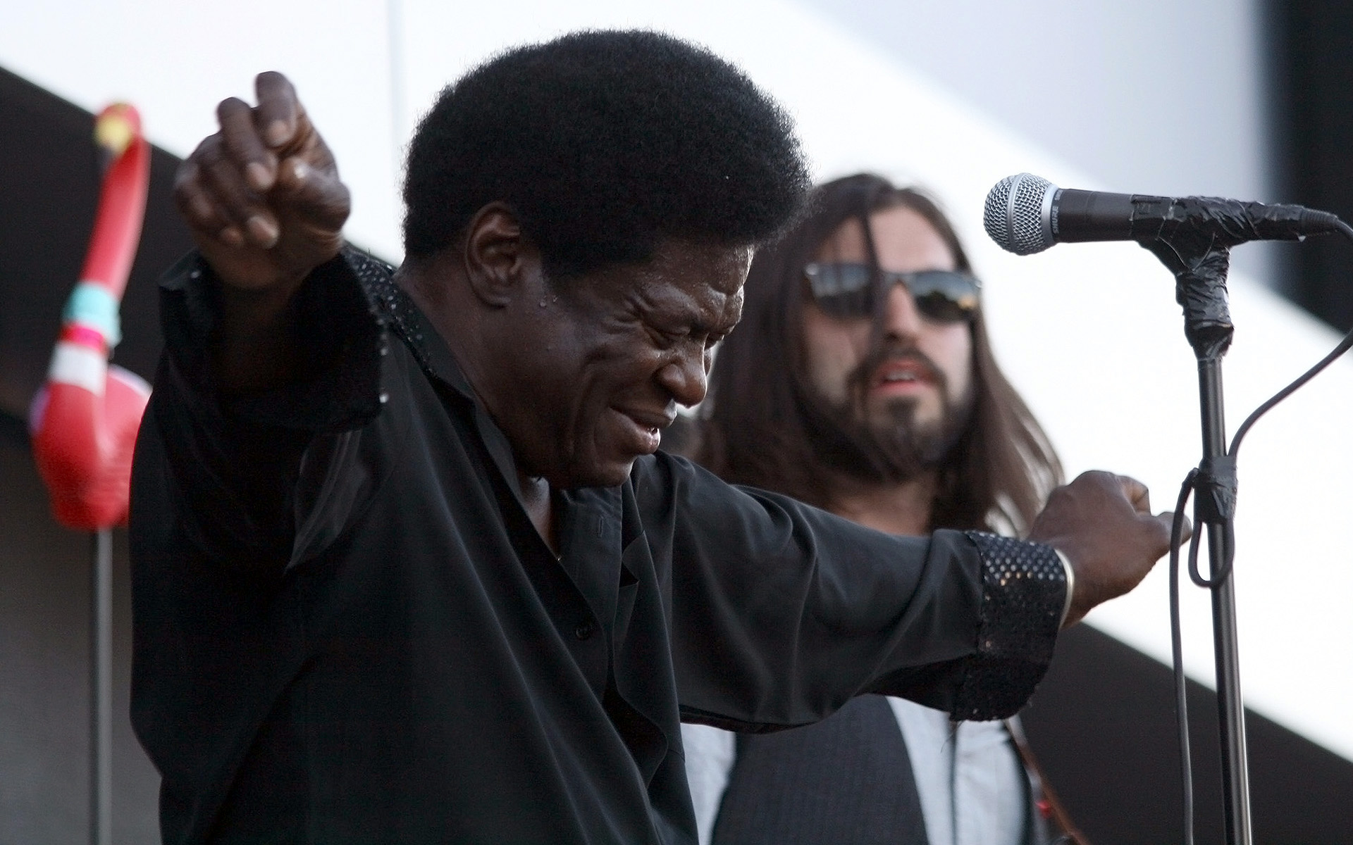 Charles Bradley & The Manahan Street Band (Vienna Jazz 2011)