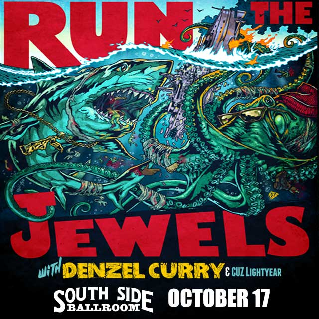 Live Nation - RUN THE JEWELS