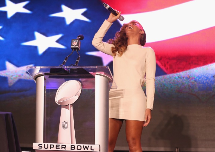 Beyonce – Pepsi Super Bowl XLVII Halftime Show Press Conference