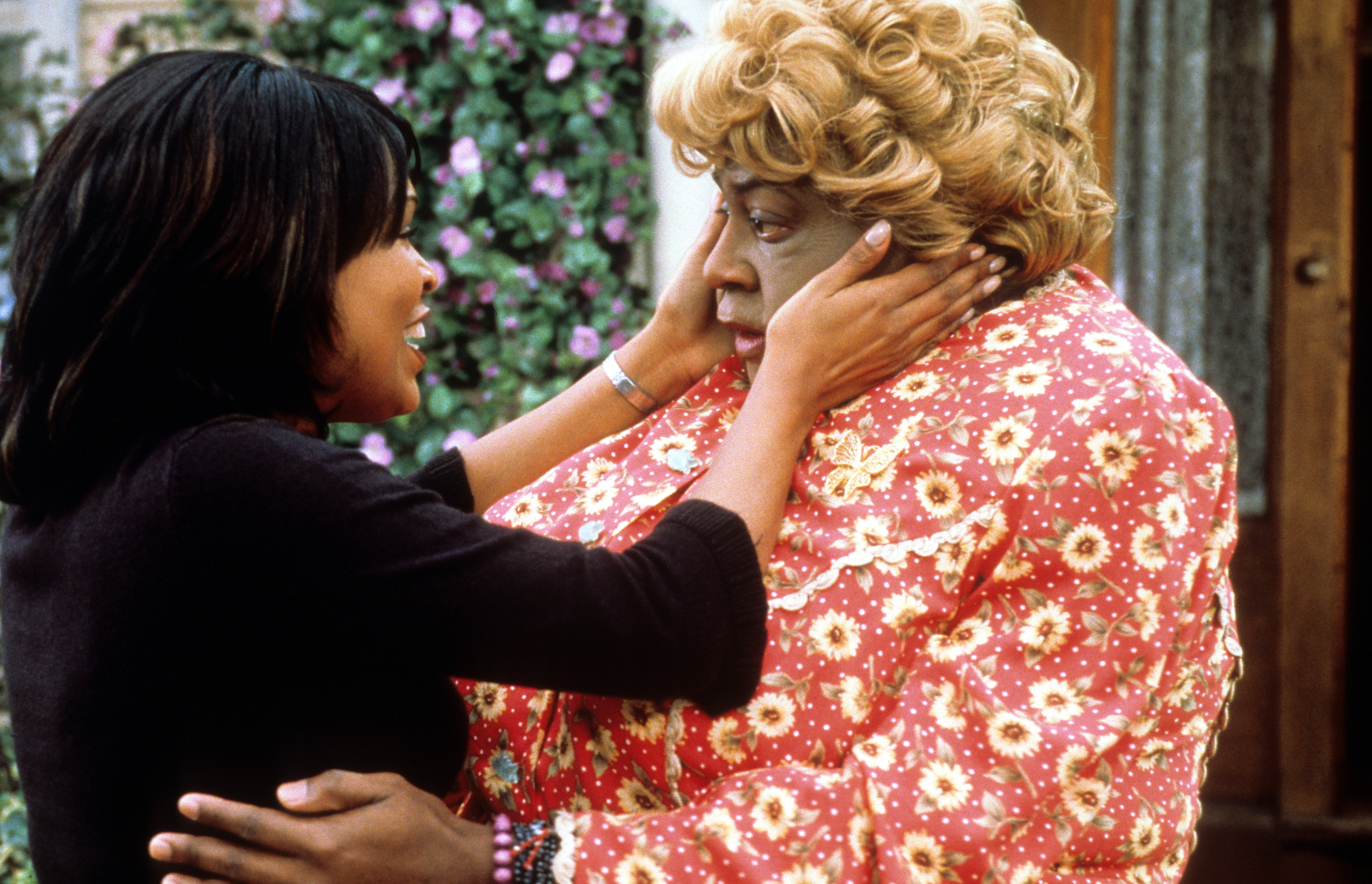 Nia Long And Martin Lawrence In 'Big Momma's House'